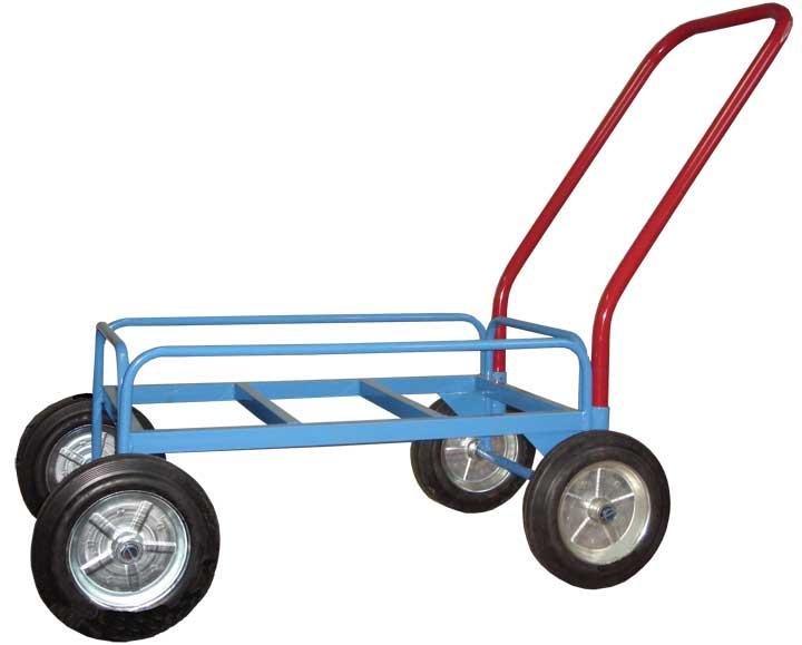 осень Актуальные 4х колесные тележки ввиде корыта язычковые, краевые