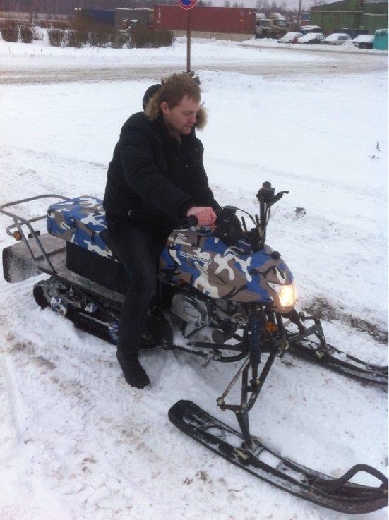 Разборка снегохода маха нитро