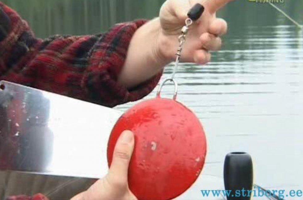 Как сделать груз для даунриггера своими руками
