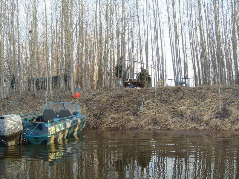 каргасок озеро рыбалка