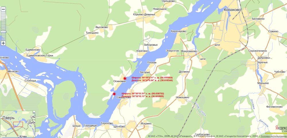 карта рыбалки в первоуральске