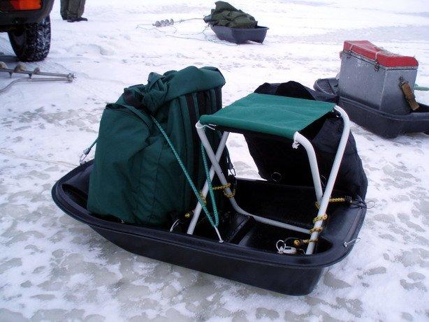 Санки своими руками зимняя рыбалка