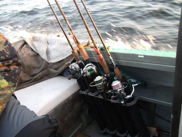 рыбалка подручными