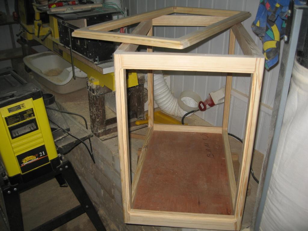 Как сделать ящики для сушки рыбы 133