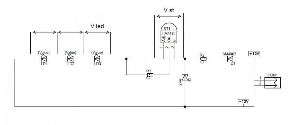 Стабилизатор LM317T имеет максимальный ток 1,5А.  Но предельное значение ставить не рекомендуется.