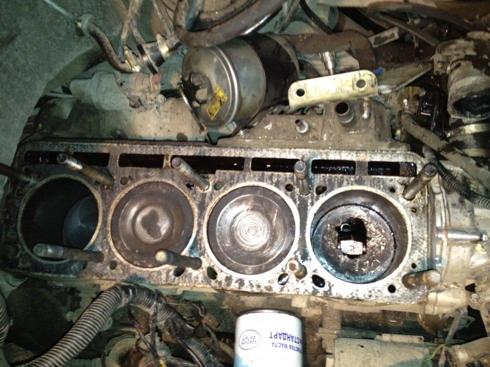Двигатель умз ремонт своими руками