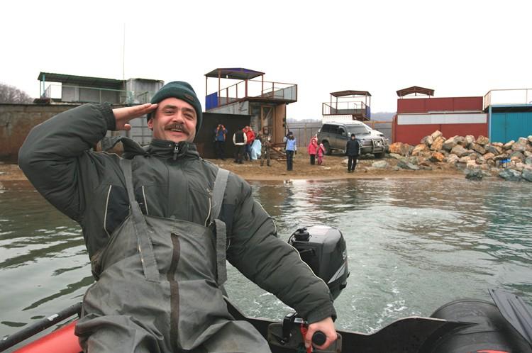 лодочная станция 5 в хабаровске