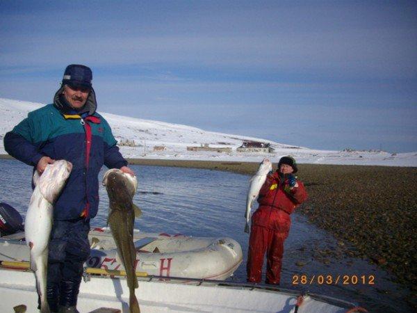 рыбалка в мурманске в мишуково