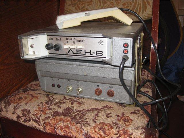Продам радиостанцию Лён.