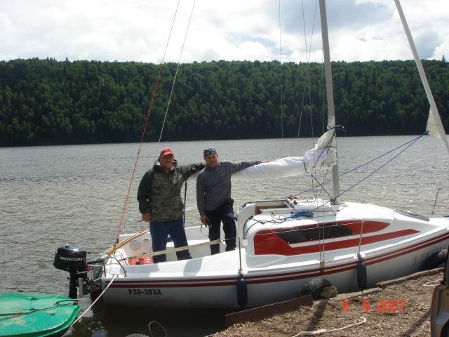 форум парусных лодок