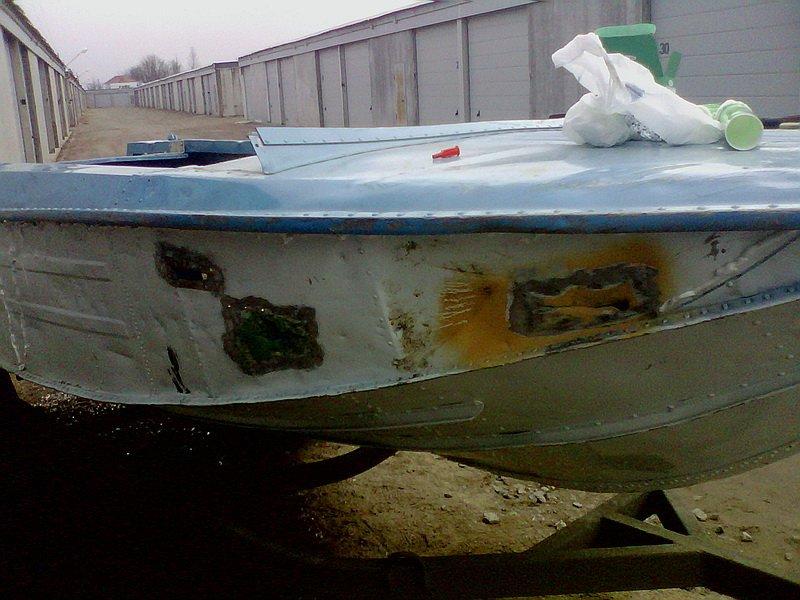 лодка ока 4 форум