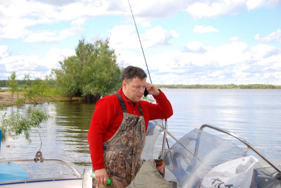 обь томская область рыбалка