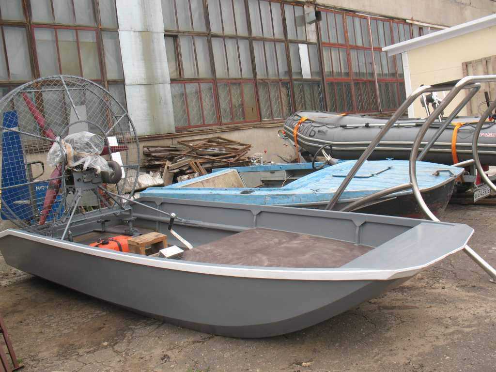 Лодки и водометы своими руками