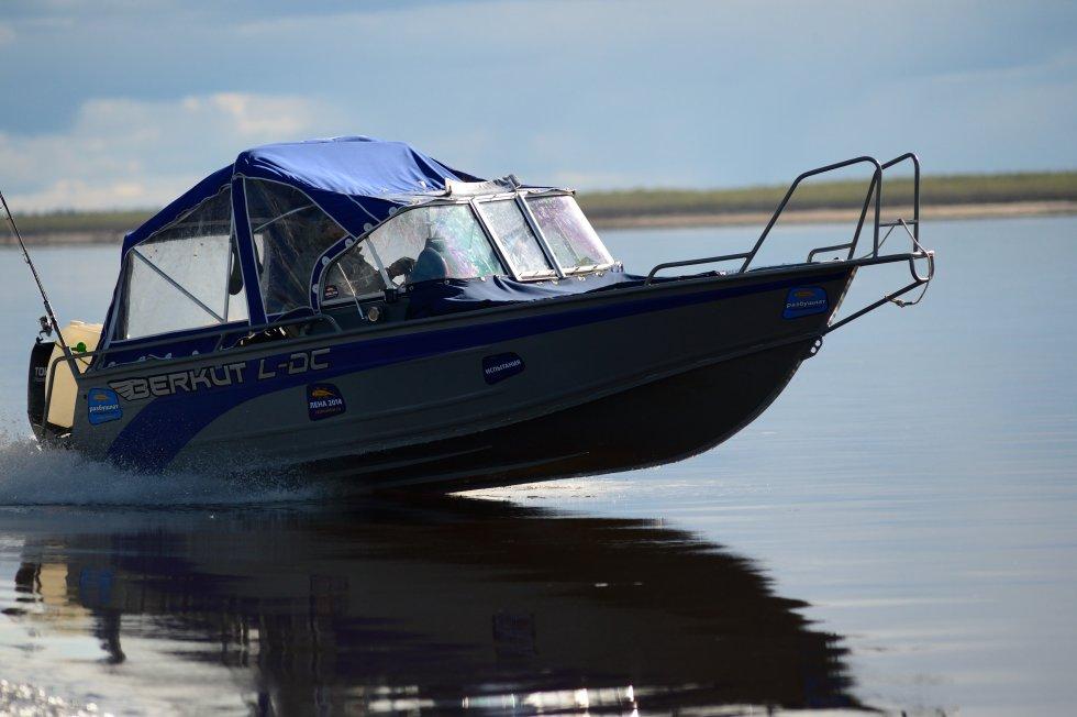экспедиция на лодках