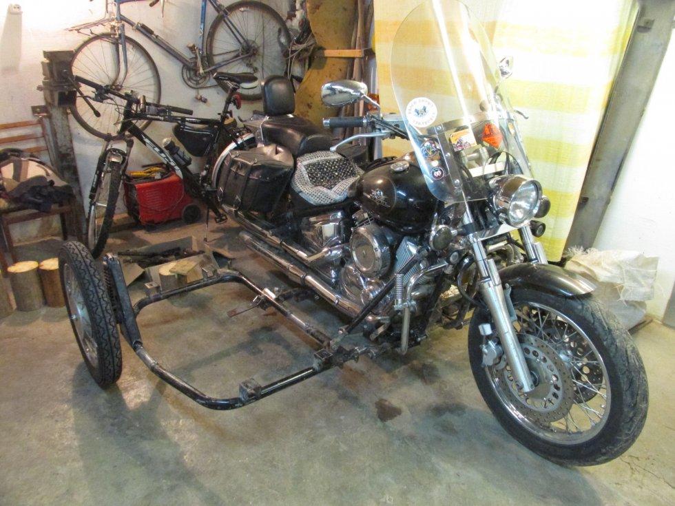 Мотоциклы с люлькой - Расскажем где купить