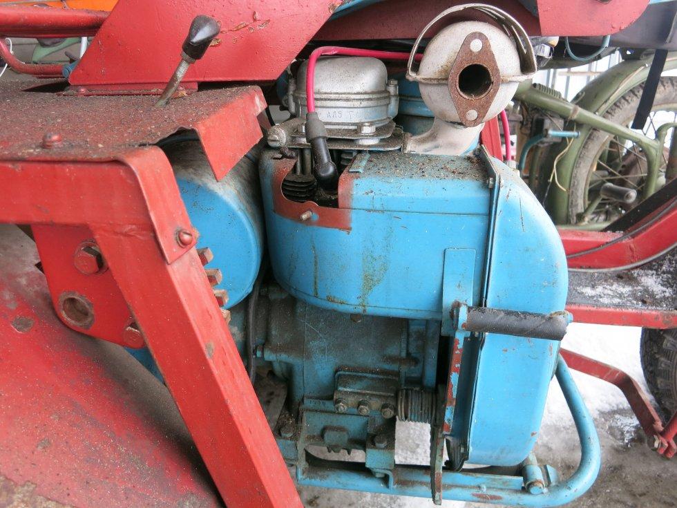 Дизельное масло для трактора МТЗ Беларусь