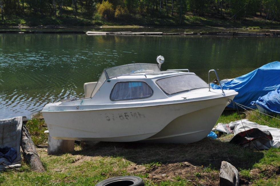 Продажа катеров и лодок петербург
