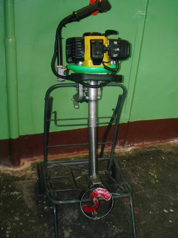 инструкция по ремонту лодочного мотора салют