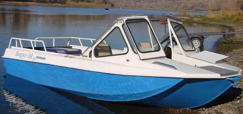 купить лодку туран