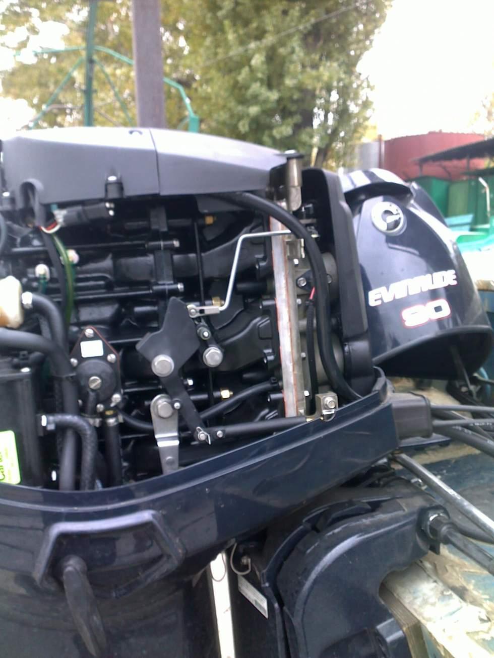 двигател за лодка меркури схема