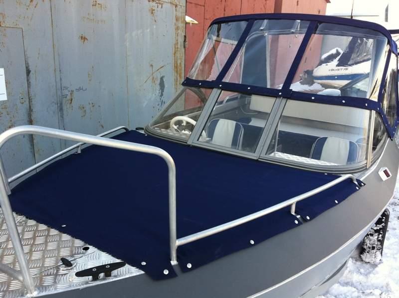 тент на лодку волжанка 51