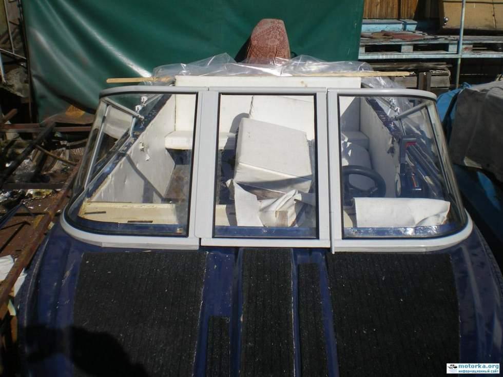изготовление стекла на лодку крым