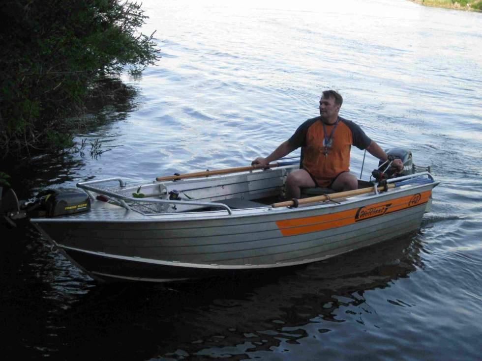 лодка вельбот 27001