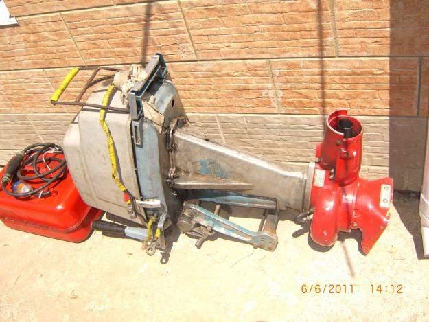лодочный мотор с водометом в абакане