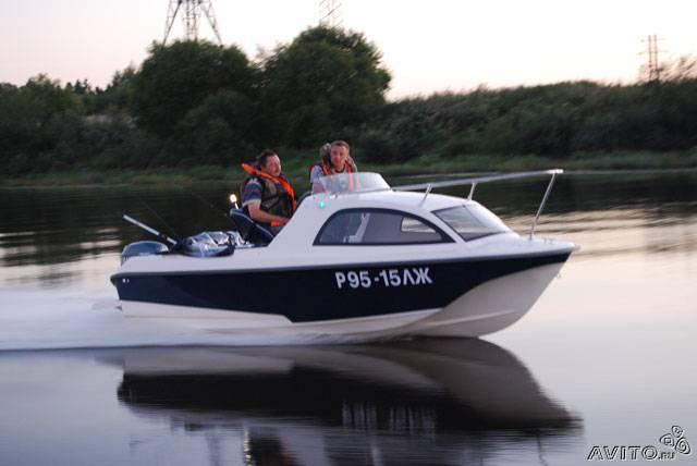 лодка ладога с мотором видео