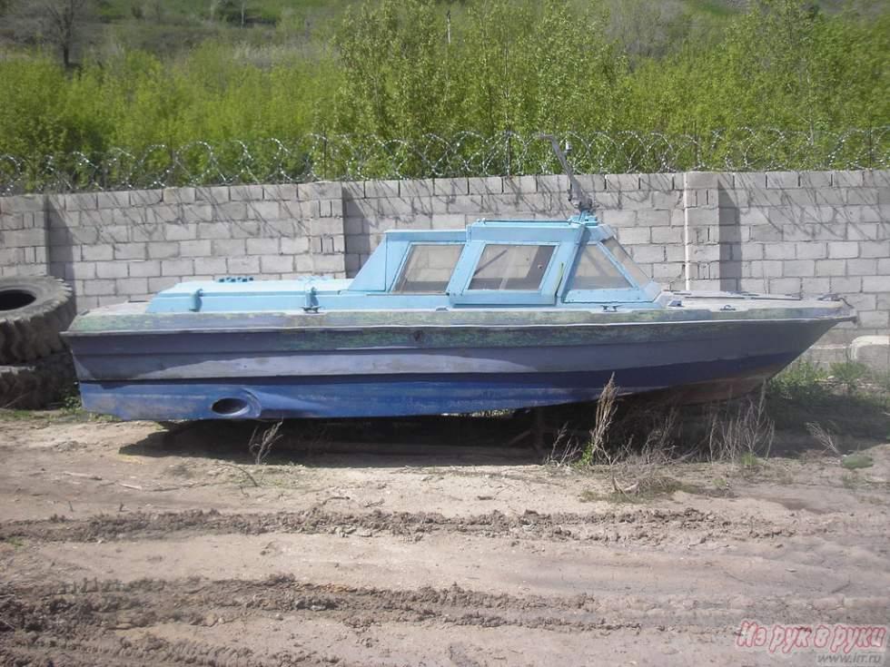 самая маленькая лодка с водометом