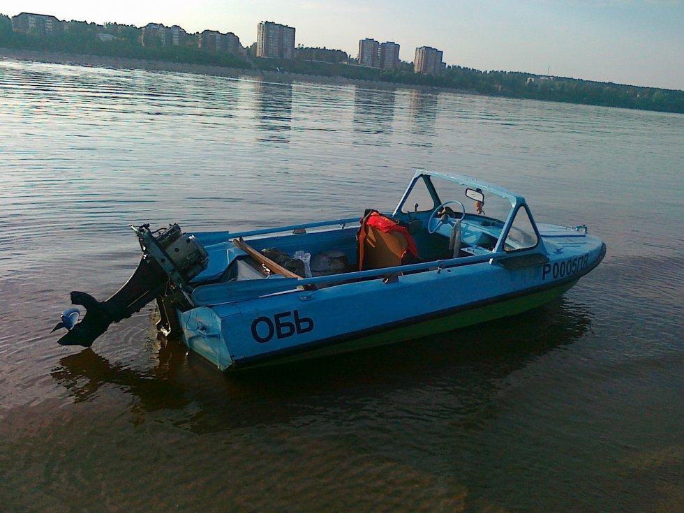 лодки в тобольске