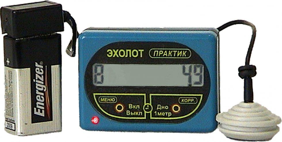 прибор для измерения для рыбалки