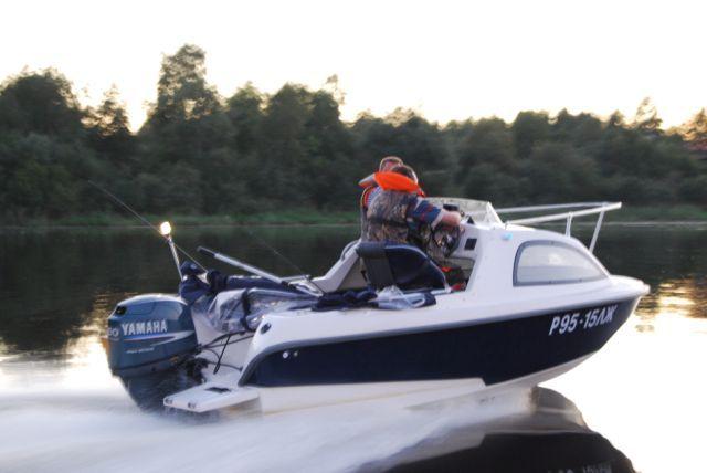 поход по ладоге на лодке пвх