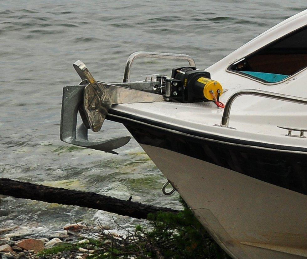 На лодку вырвать волосы #4