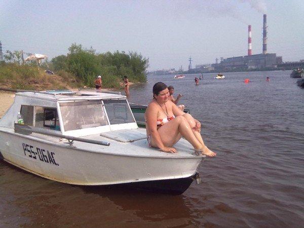 Выеб в лодке фото 727-519