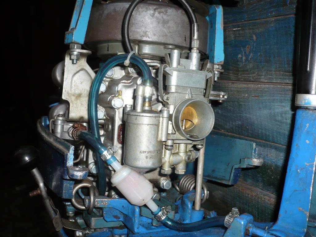 какой карбюратор поставить на лодочный мотор нептун