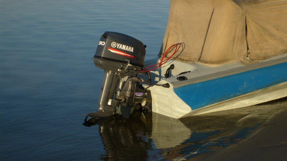 лодка обь и мотор 15 л.с видео