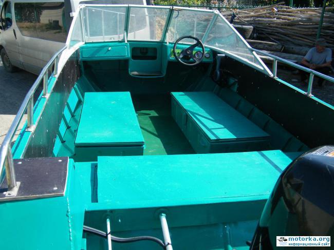 лодка крым технические характеристики видео