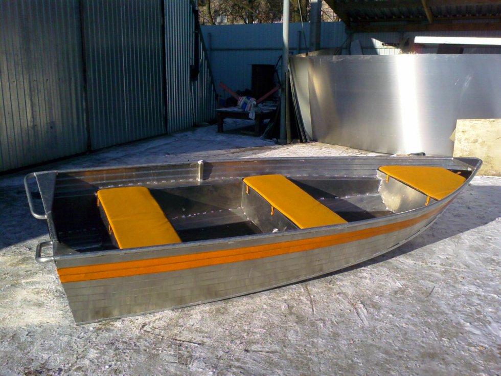 Производители алюминиевых лодок в россии