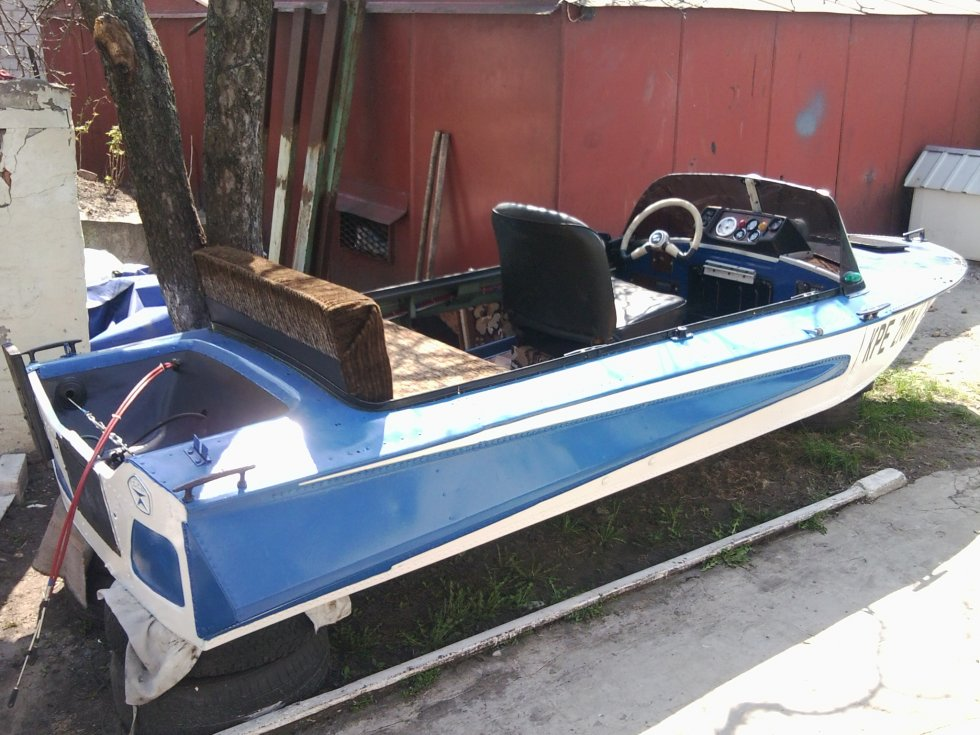 Достоинства моторных лодок ОБЬ