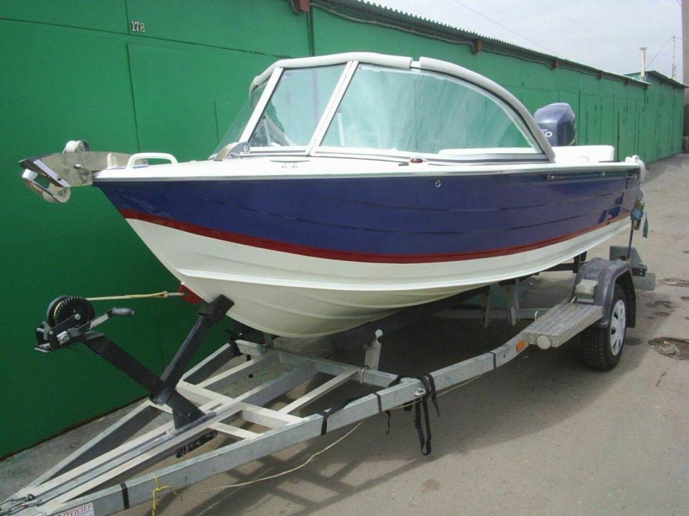Краска для катеров и лодок
