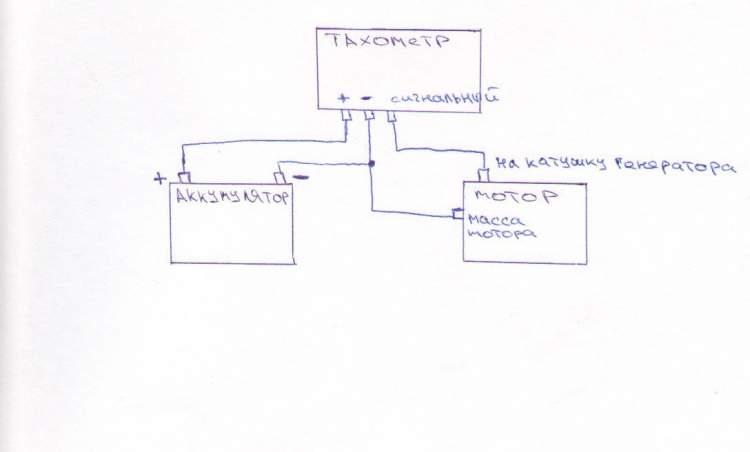 Тахометр ауди схема подключения