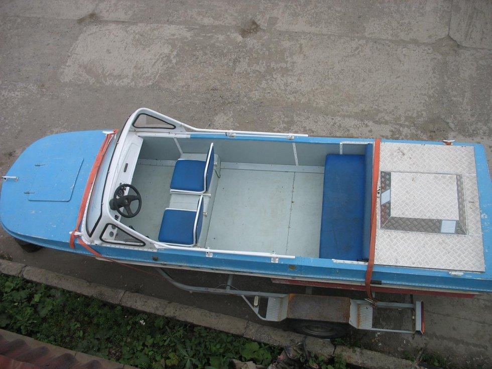сравнение лодки крым и обь м