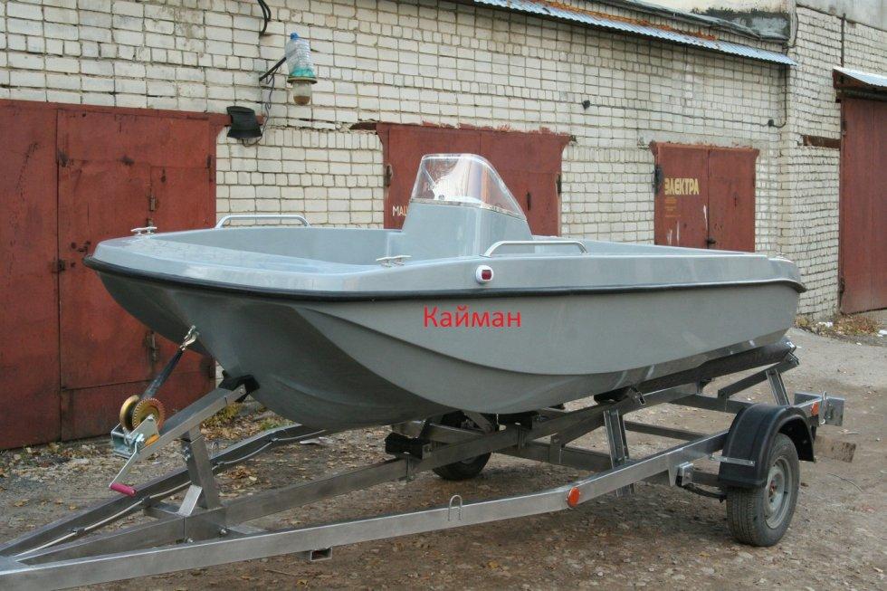 купить лодку тримаран от производителя