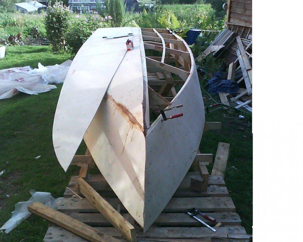 лодка утка 2 видео