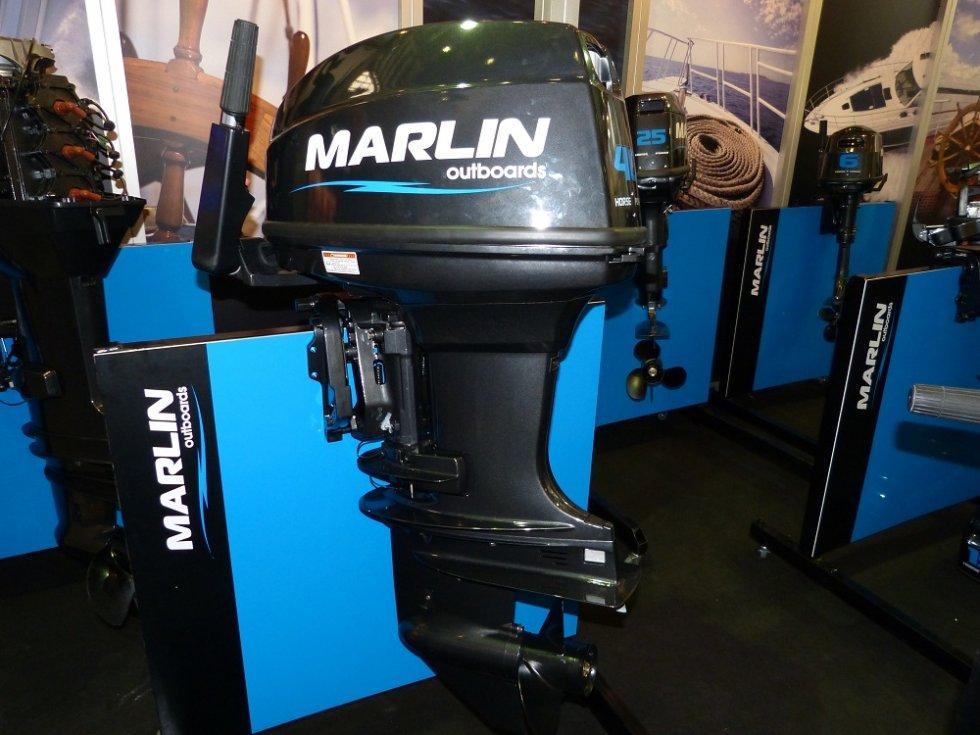 мотор лодочный marlin страна производитель