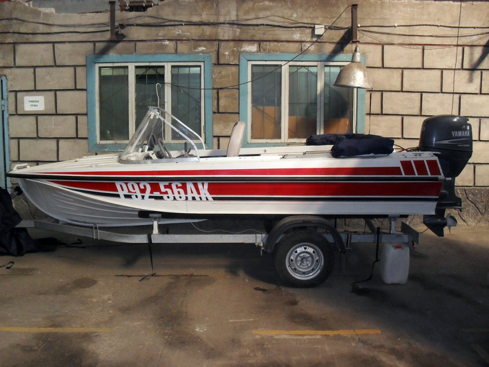 лодка казанка в челябинске б.у на авито