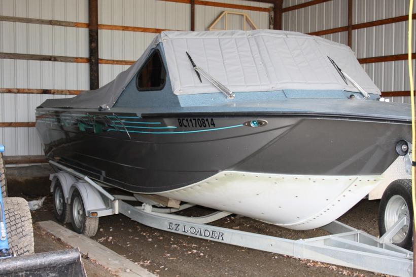 Подшивка лодок