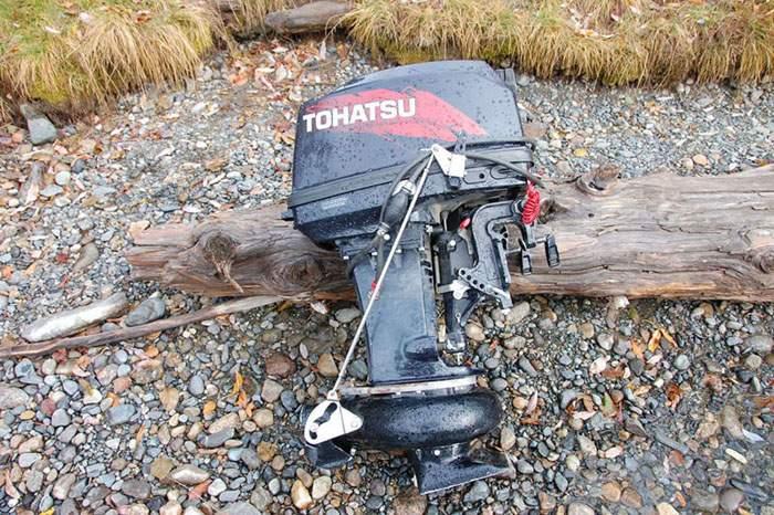 водометные насадки на лодочные моторы тохатсу