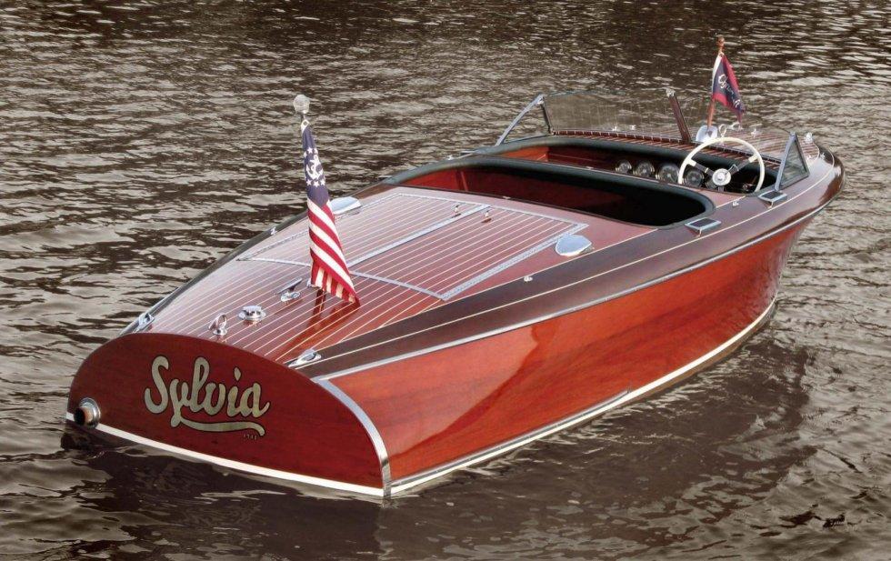 самые красивые лодки фото
